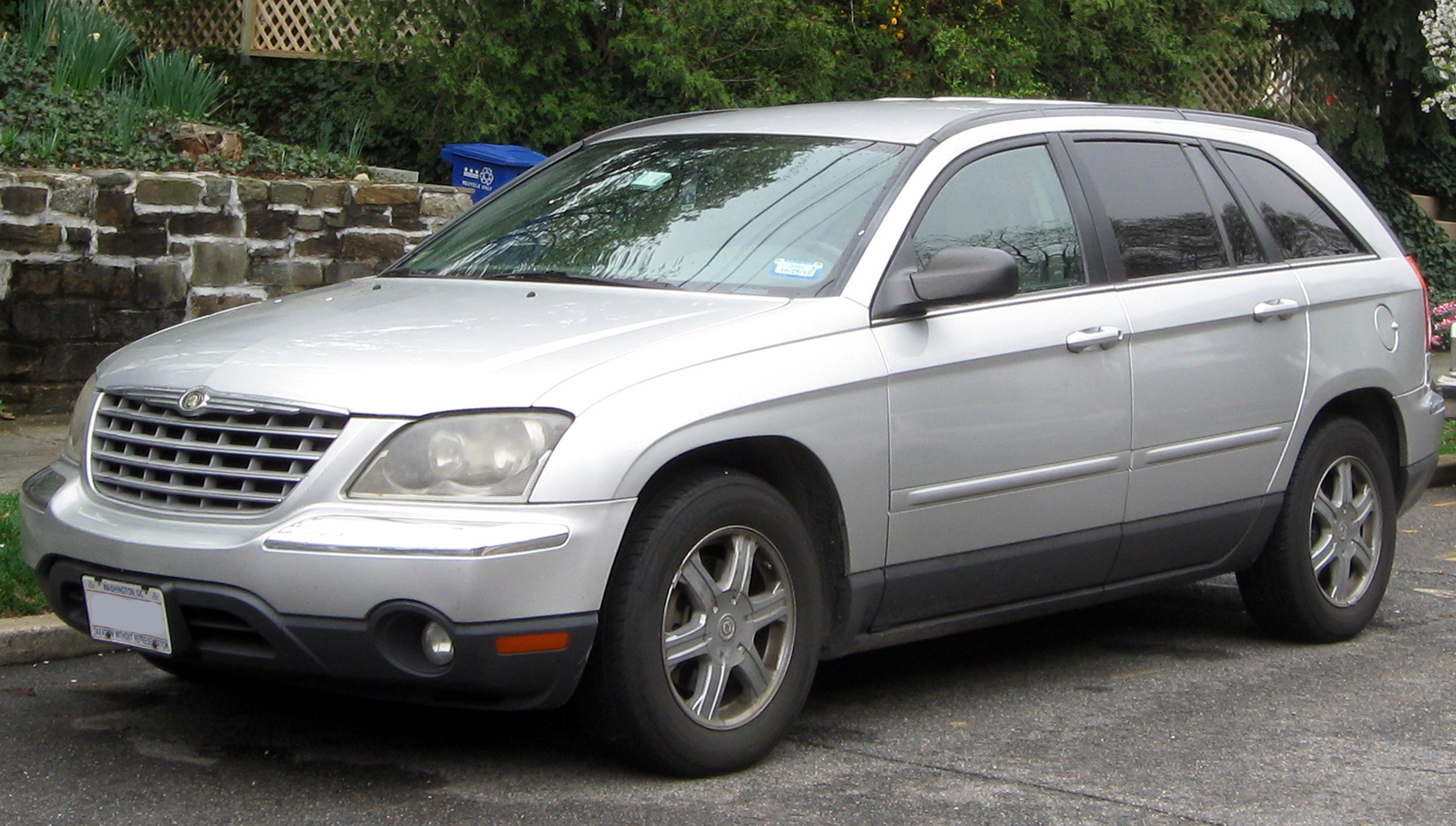 Chrysler Pacifica #10