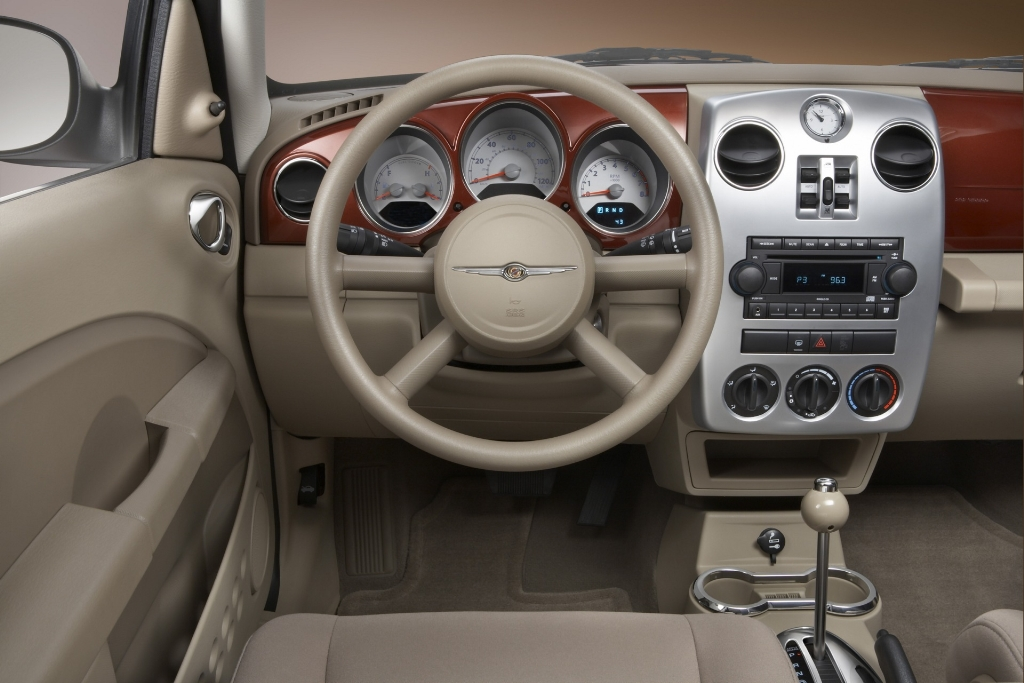 Interior Profile 2001 Chrysler Pt Cruiser Source 2006 Information And Photos Zombiedrive