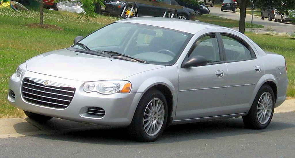 Chrysler Sebring #10