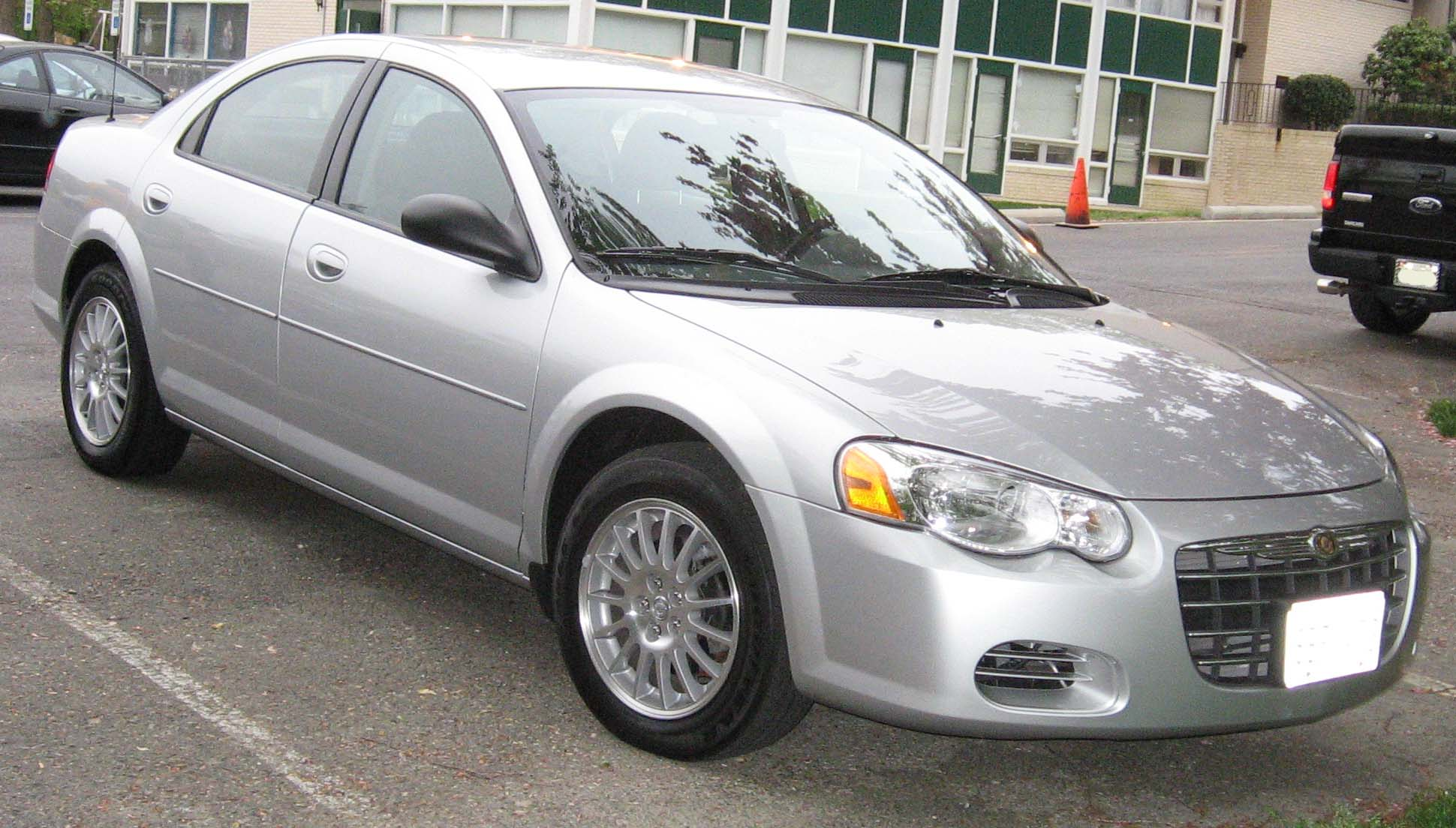 Chrysler Sebring #16