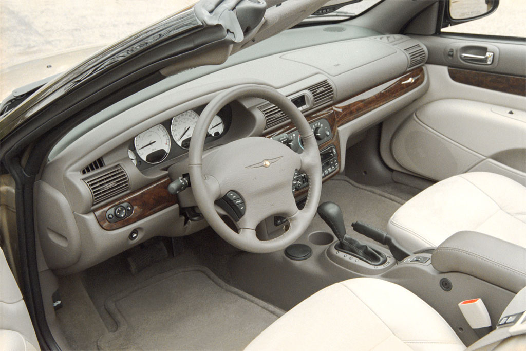 Chrysler Sebring #20