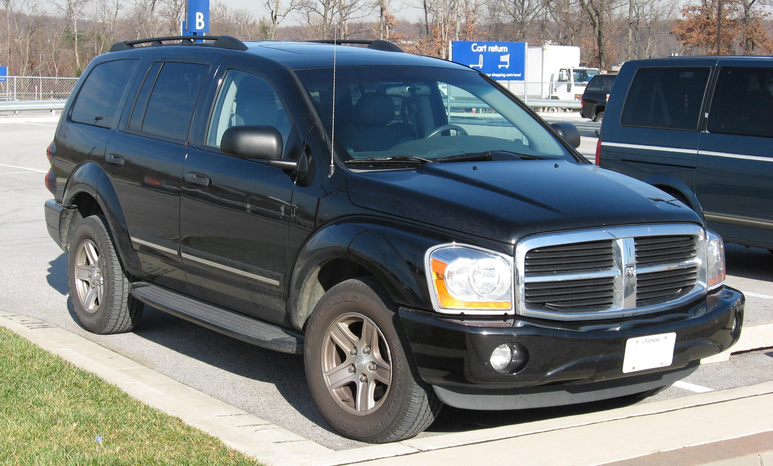 2006 Dodge Durango Image 21
