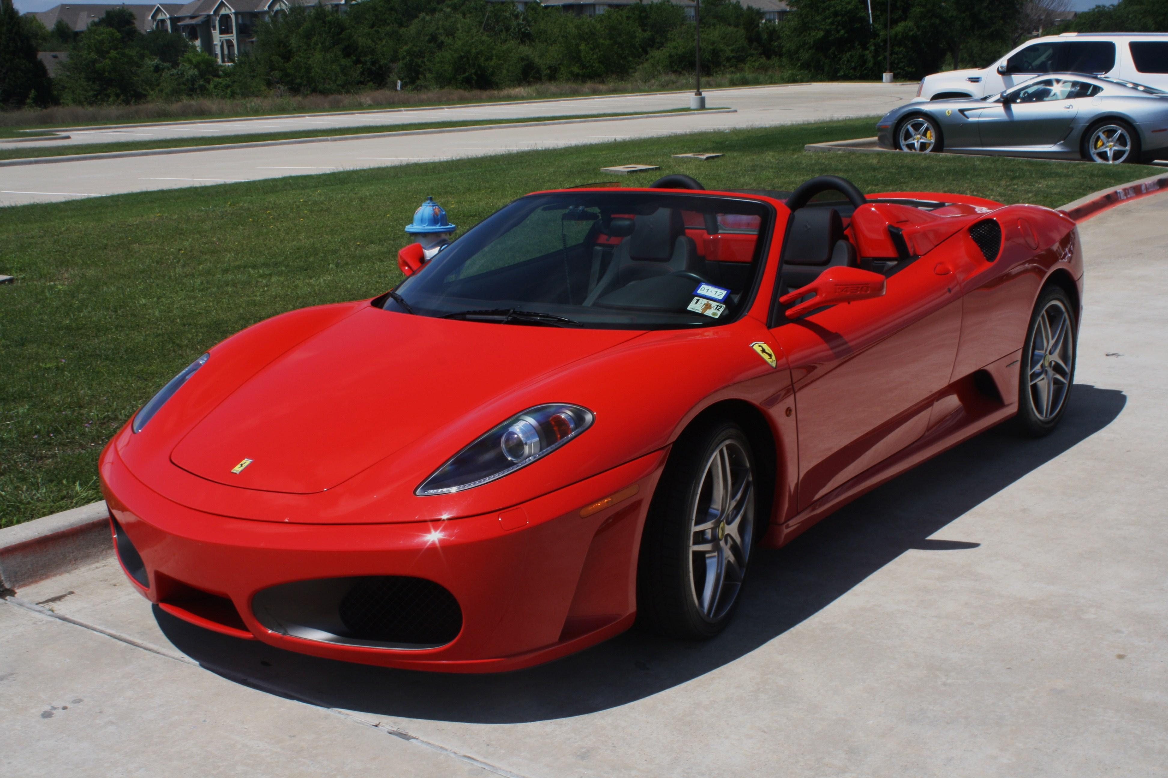 2006 Ferrari F430 #18 Ferrari F430 #18