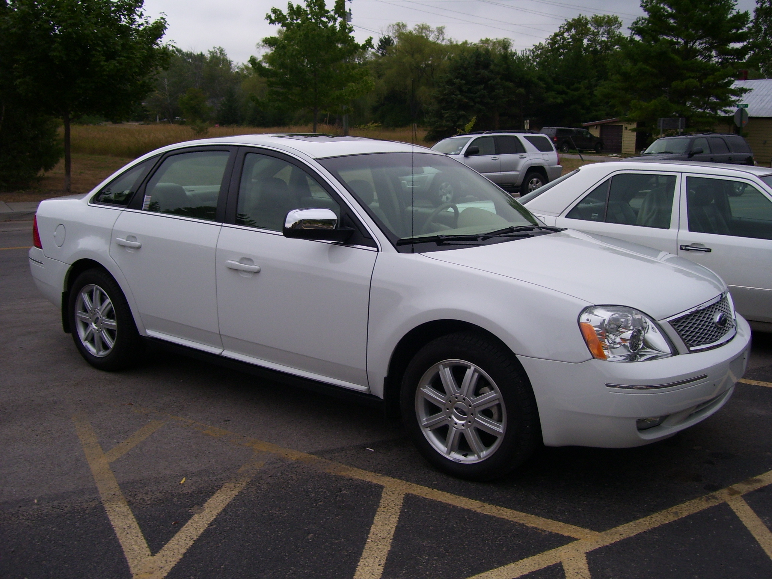 ford five hundred 11
