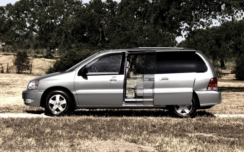 2006 Ford Freestar 21