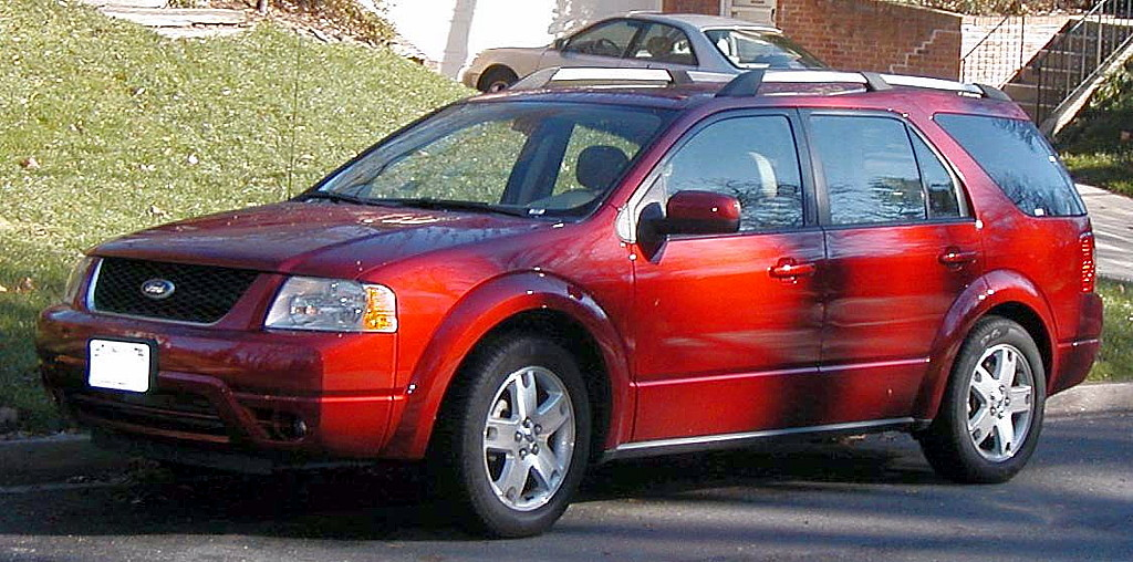 2006 ford freestyle red 200 interior and exterior images. Black Bedroom Furniture Sets. Home Design Ideas