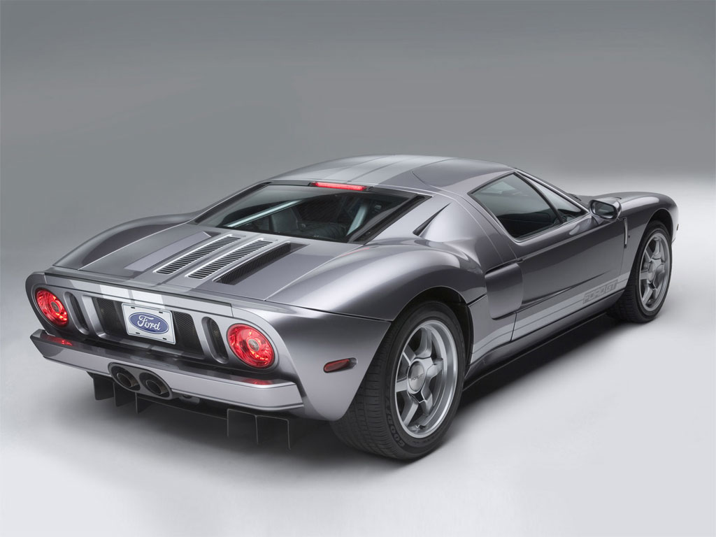 Ford GT #11