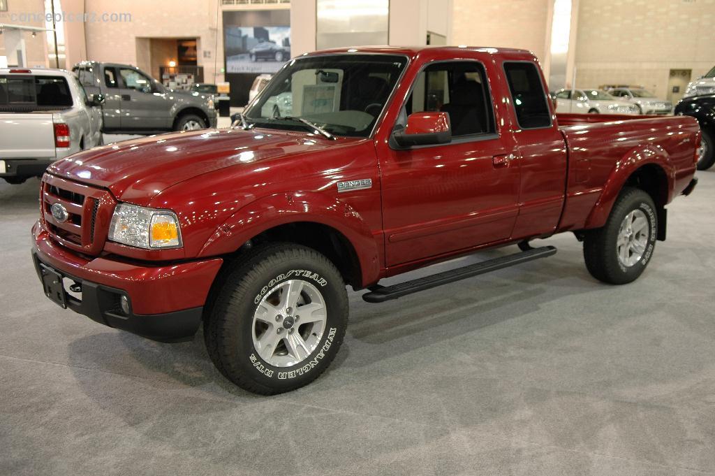 2006 Ford Ranger Image 14
