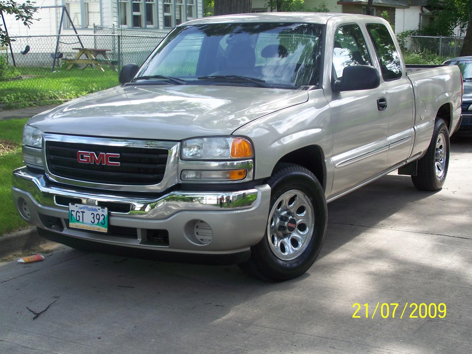 Gmc 1500 >> 2006 GMC SIERRA 1500 - Image #3