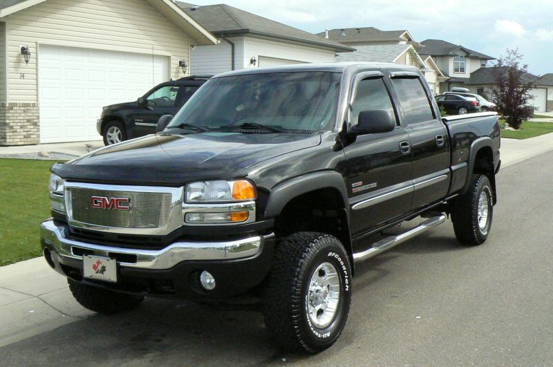 GMC Sierra 1500HD #10