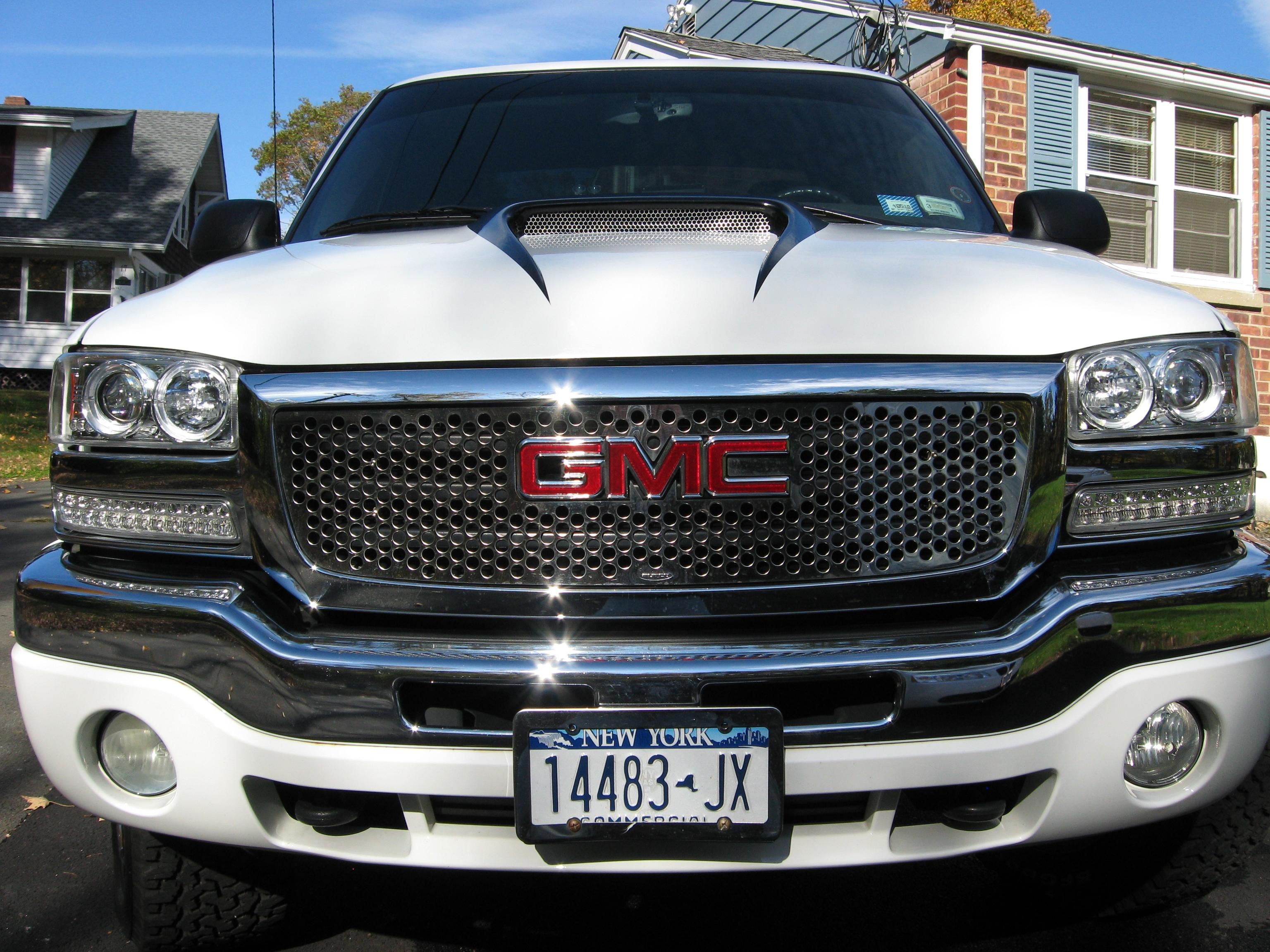 GMC Sierra 1500HD #7