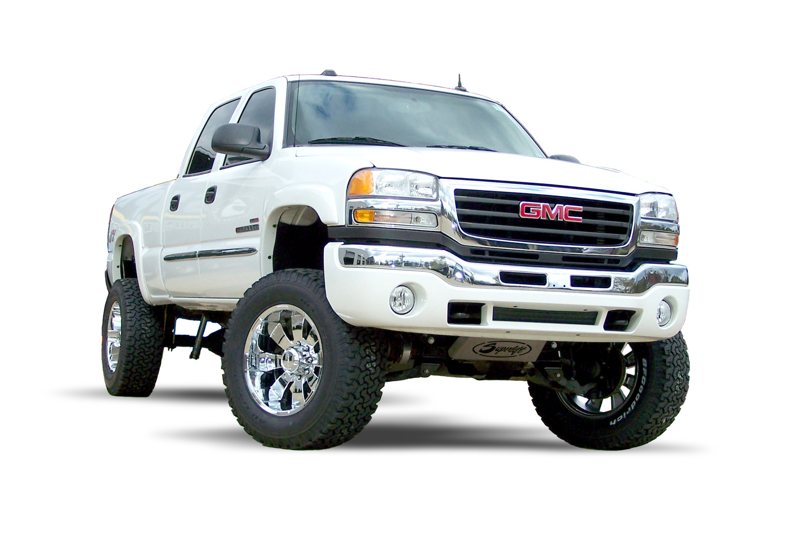 2006 Gmc Sierra 2500hd 14