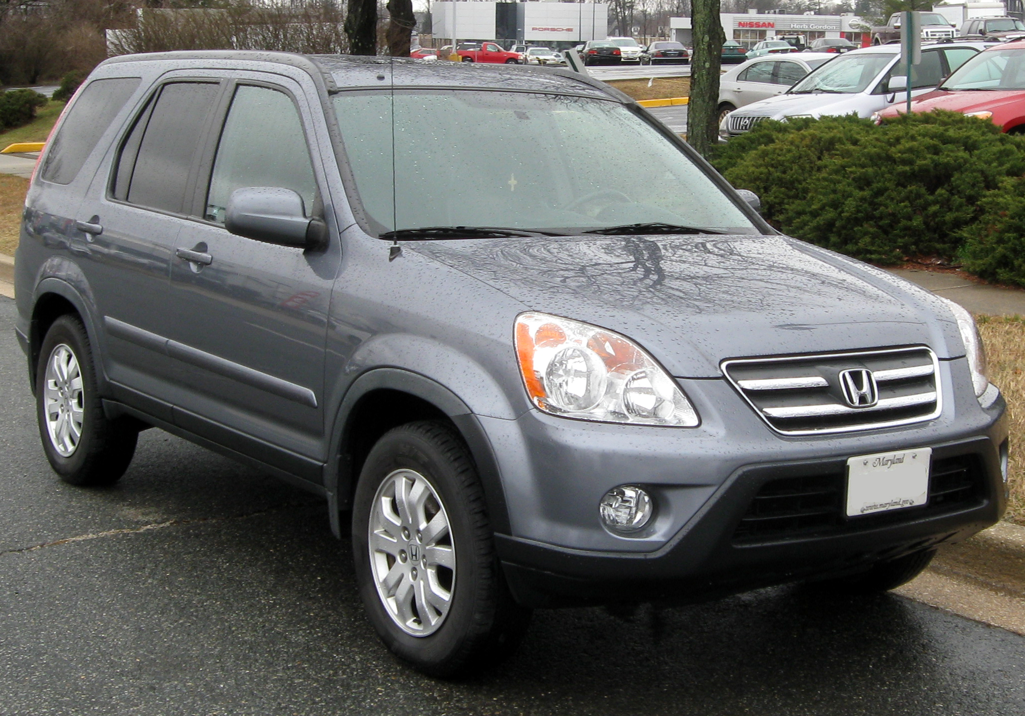 2006 Honda Cr V Information And Photos Zombiedrive Accord Dome Light Wiring 15