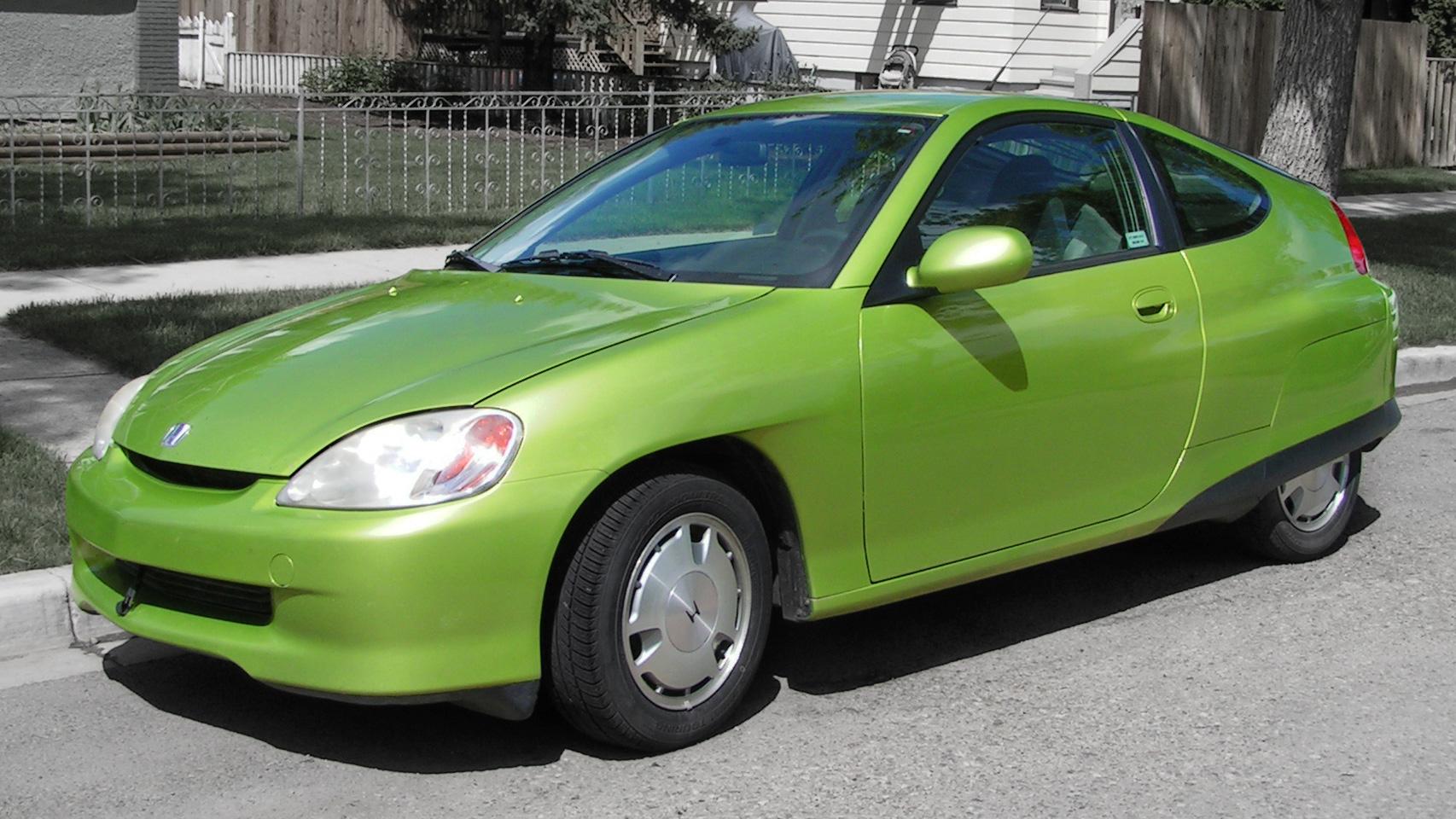 Honda >> 2006 HONDA INSIGHT - Image #19