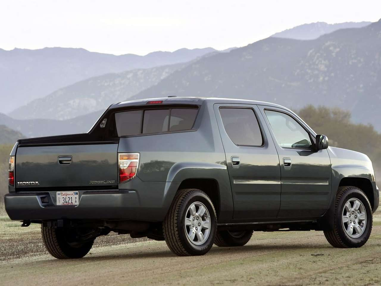 Perfect 2006 HONDA RIDGELINE   Image #9
