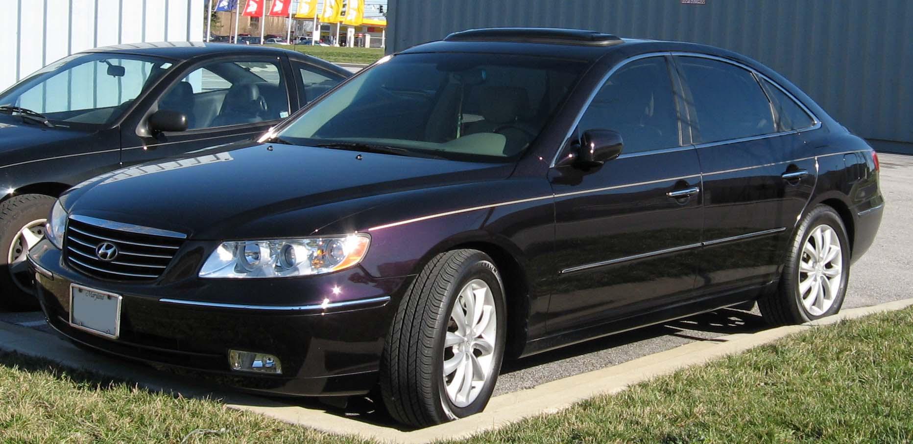 2006 Hyundai Azera Image 12