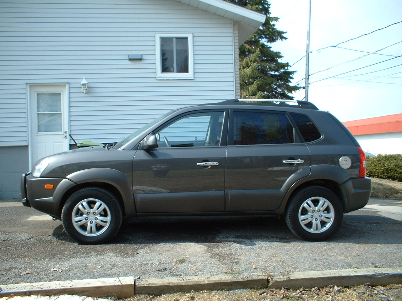 2006 Hyundai Tucson Information And Photos Neo Drive