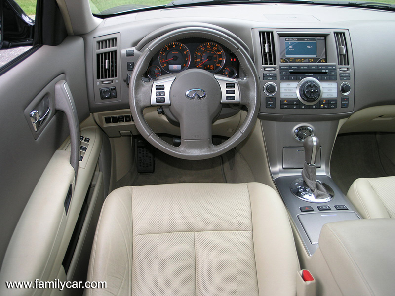 2006 Infiniti Fx35 Information And Photos Zombiedrive
