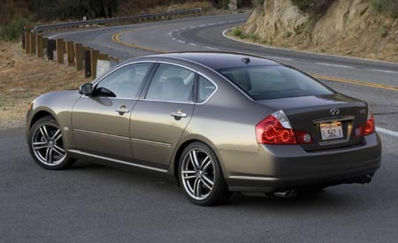 2006 infiniti m35 information and photos zombiedrive. Black Bedroom Furniture Sets. Home Design Ideas