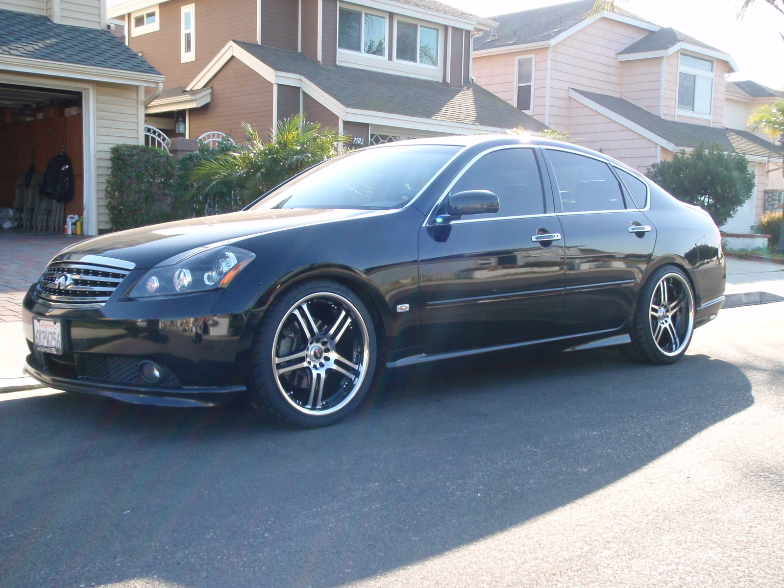 2006 infiniti m45 information and photos zombiedrive 2006 infiniti m45 19 infiniti m45 19 vanachro Choice Image