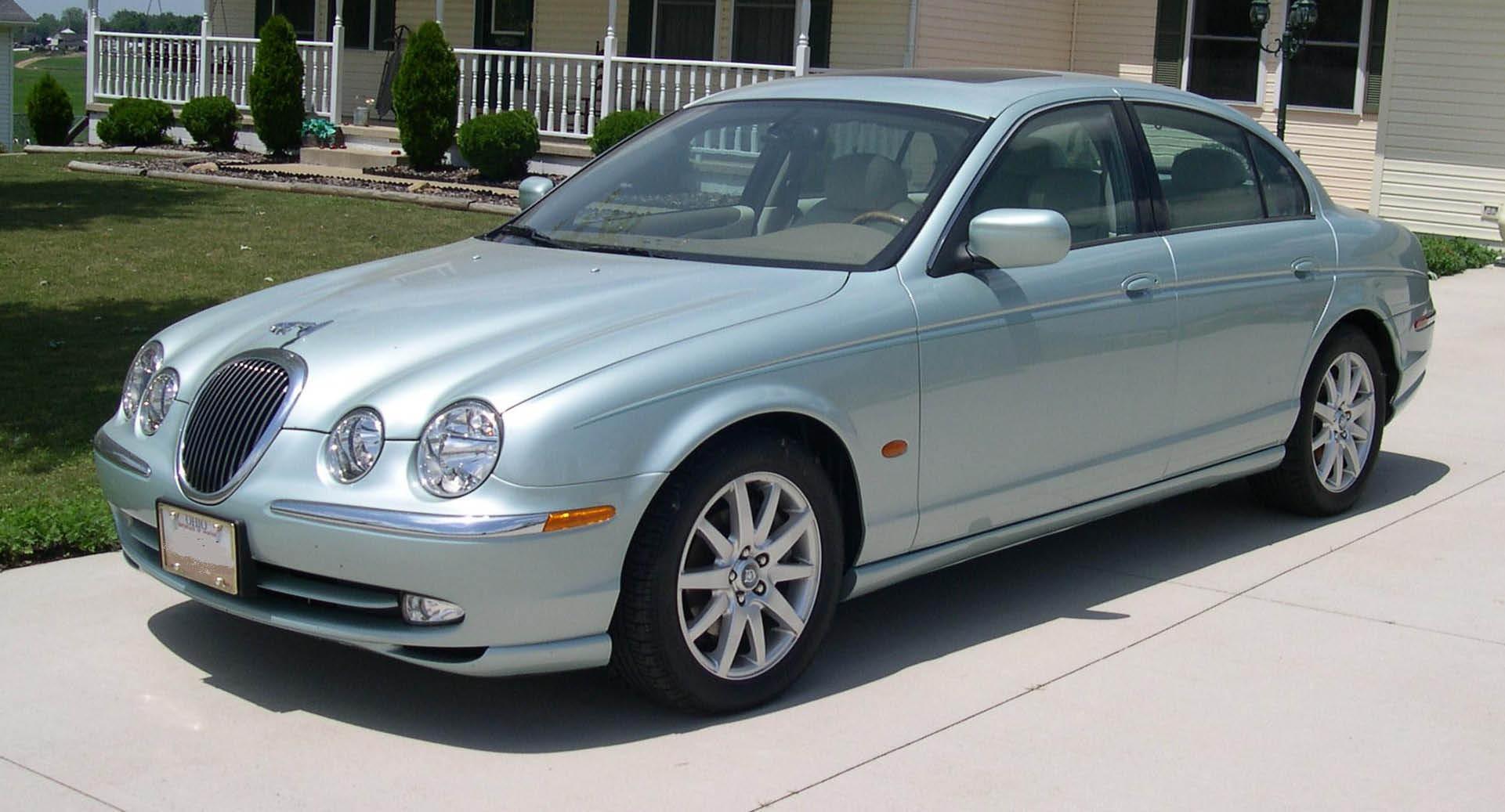 ... Jaguar S Type #10
