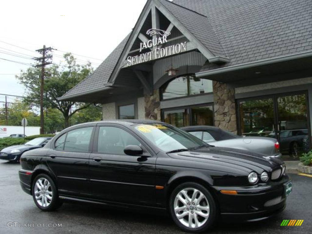 Jaguar X-Type #33