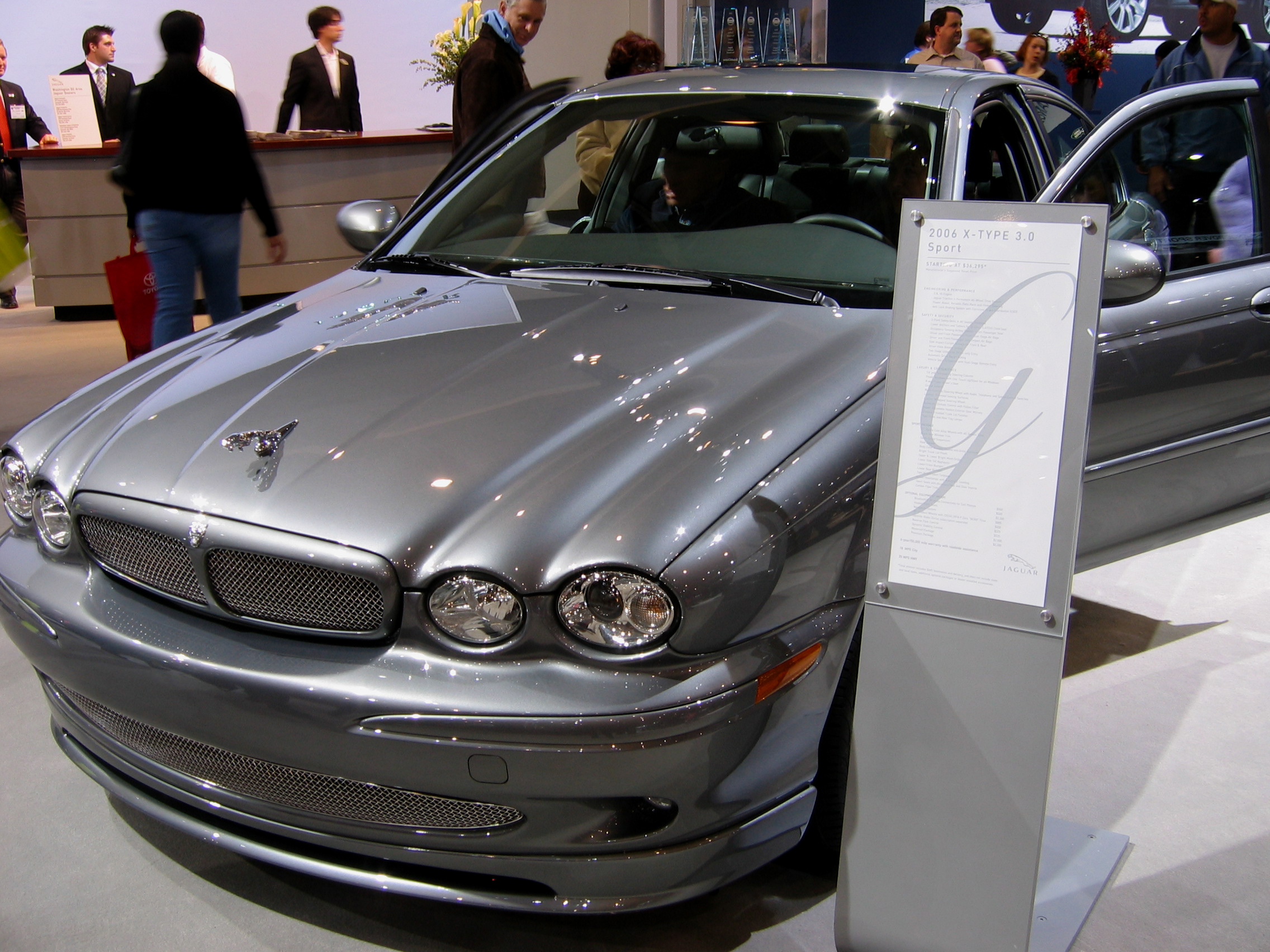 Jaguar X-Type #28