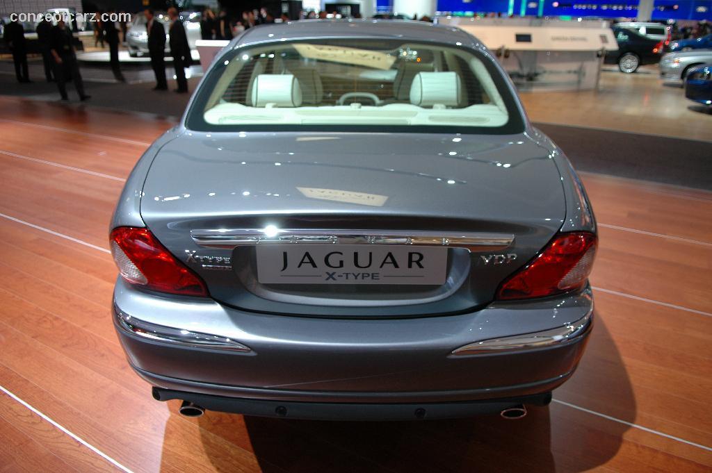 2006 Jaguar X Type Image 37