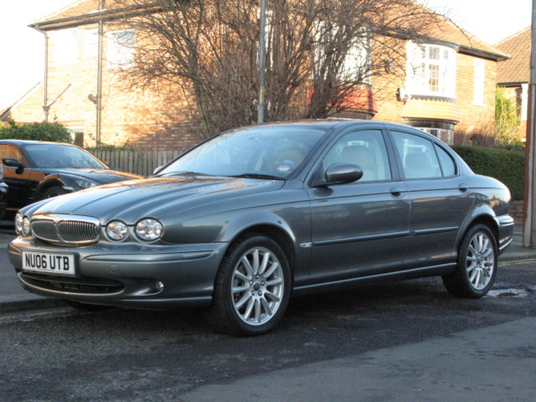 Captivating 2006 JAGUAR X TYPE   Image #36