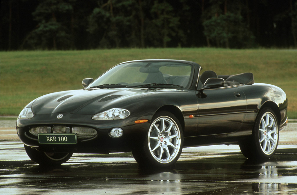 Jaguar XK-Series #14