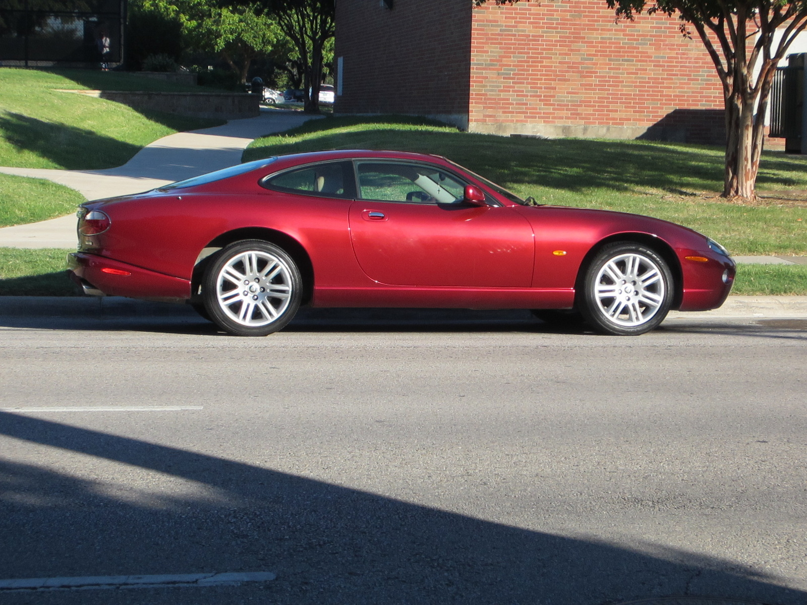 Jaguar XK-Series #20