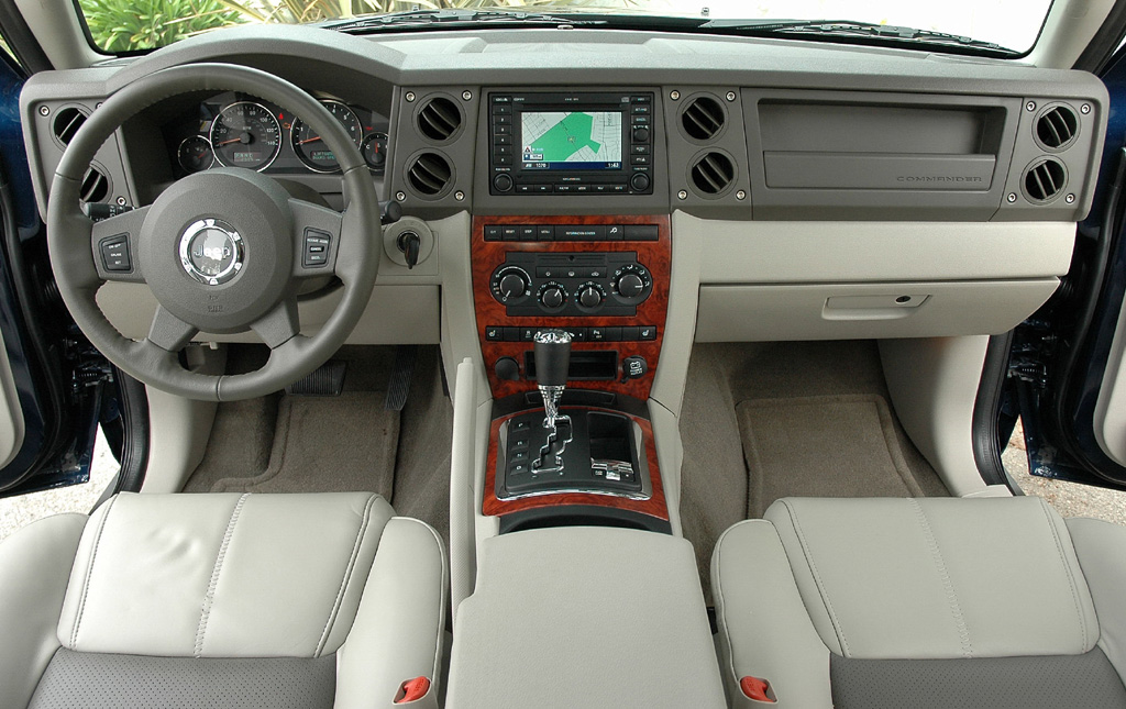 Jeep Commander #20