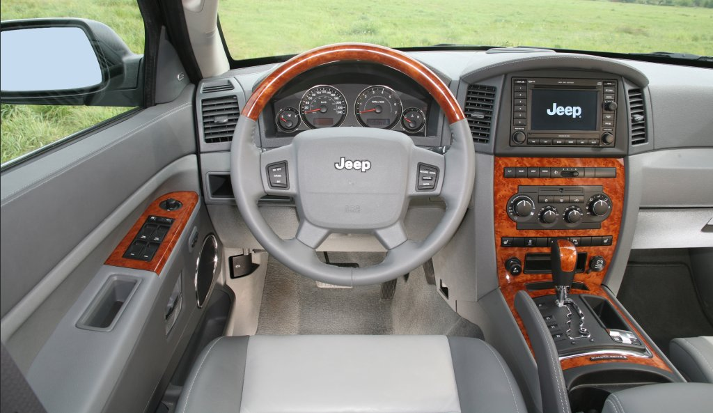 2006 JEEP GRAND CHEROKEE   Image #12
