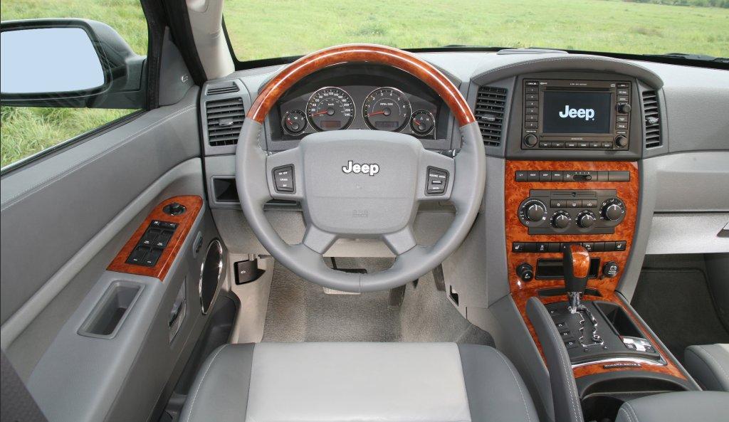 2006 Jeep Grand Cherokee #12 Jeep Grand Cherokee #12