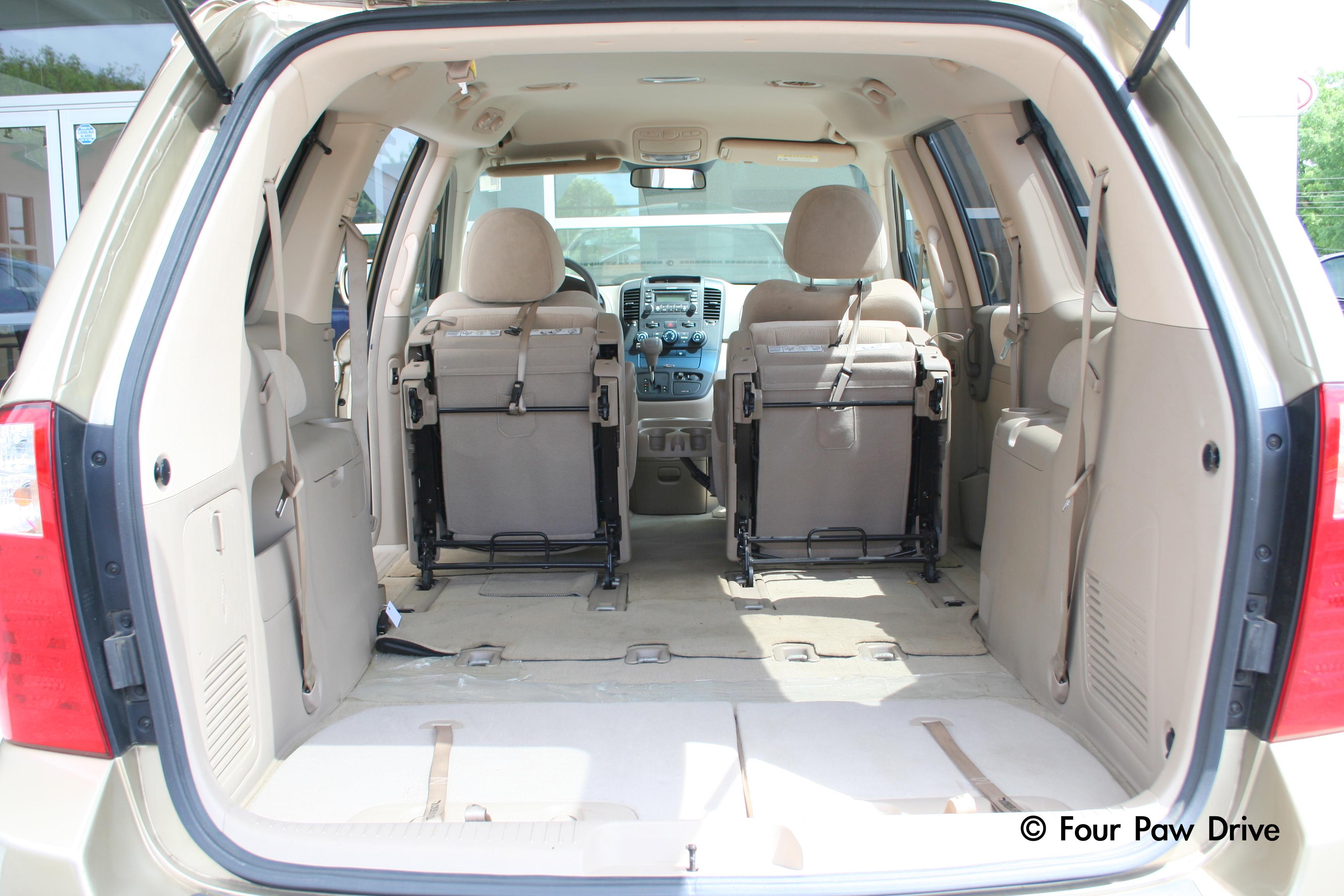 john sedona used time sx seat autoline on journal s kia limited