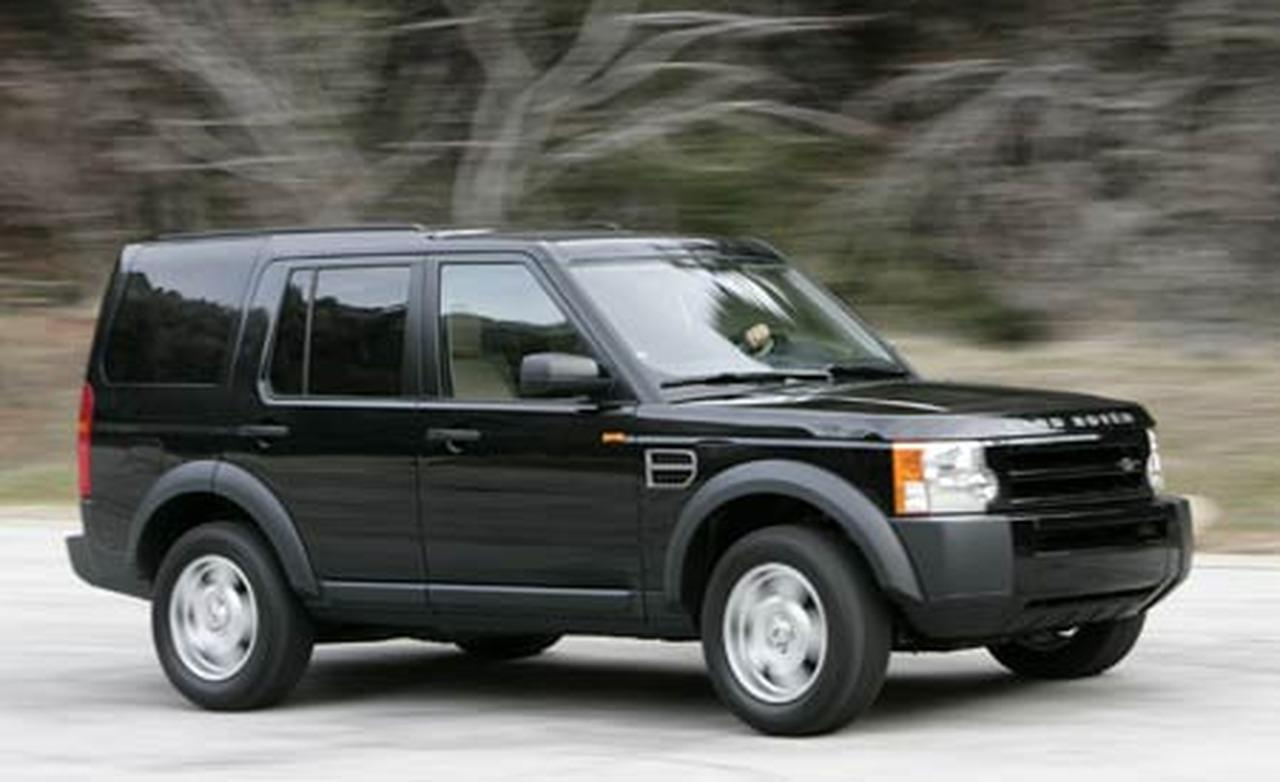 2006 land rover lr3 image 14. Black Bedroom Furniture Sets. Home Design Ideas