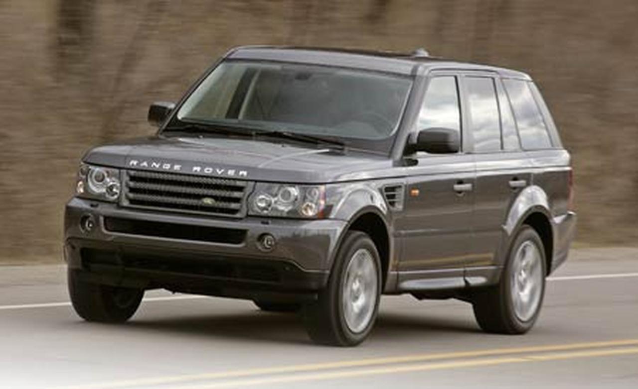 2006 Land Rover Range Rover Sport Image 15