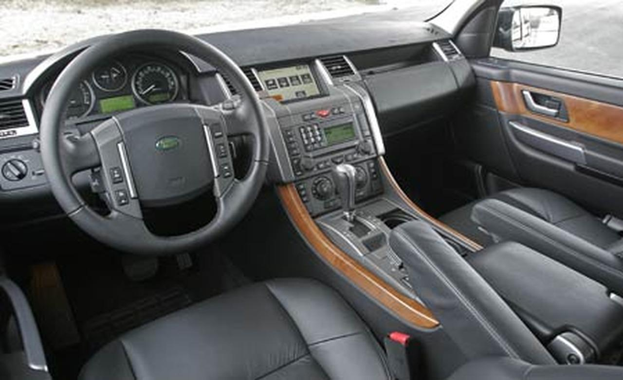 2006 Land Rover Range Rover Sport Image 13