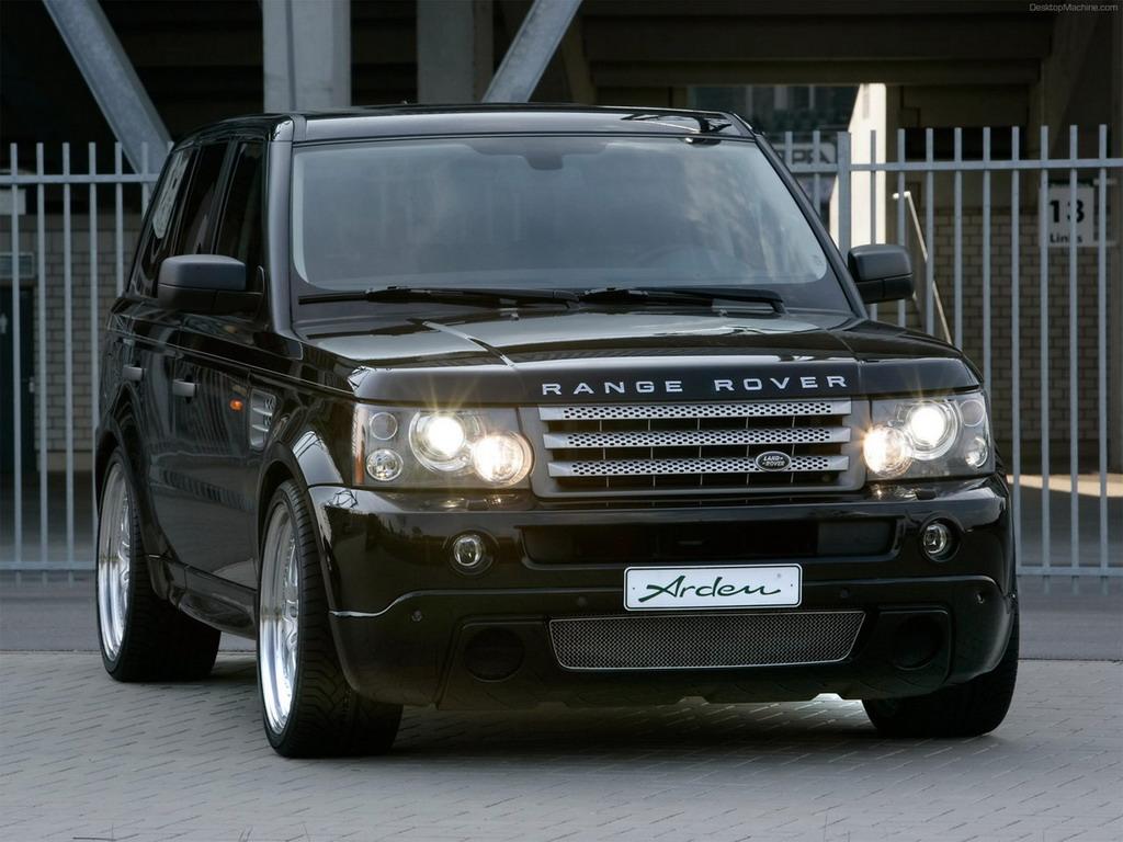 2006 Land Rover Range Rover Sport Image 12