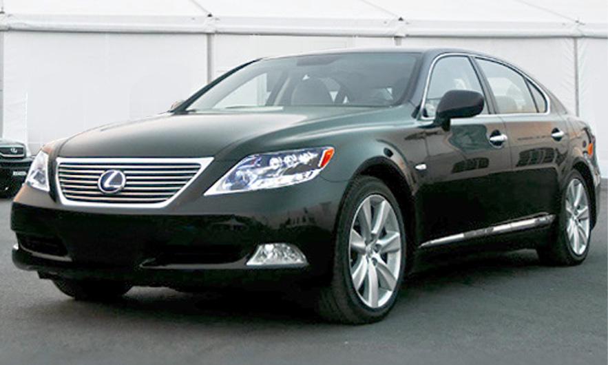2006 Lexus Ls 430 Image 10