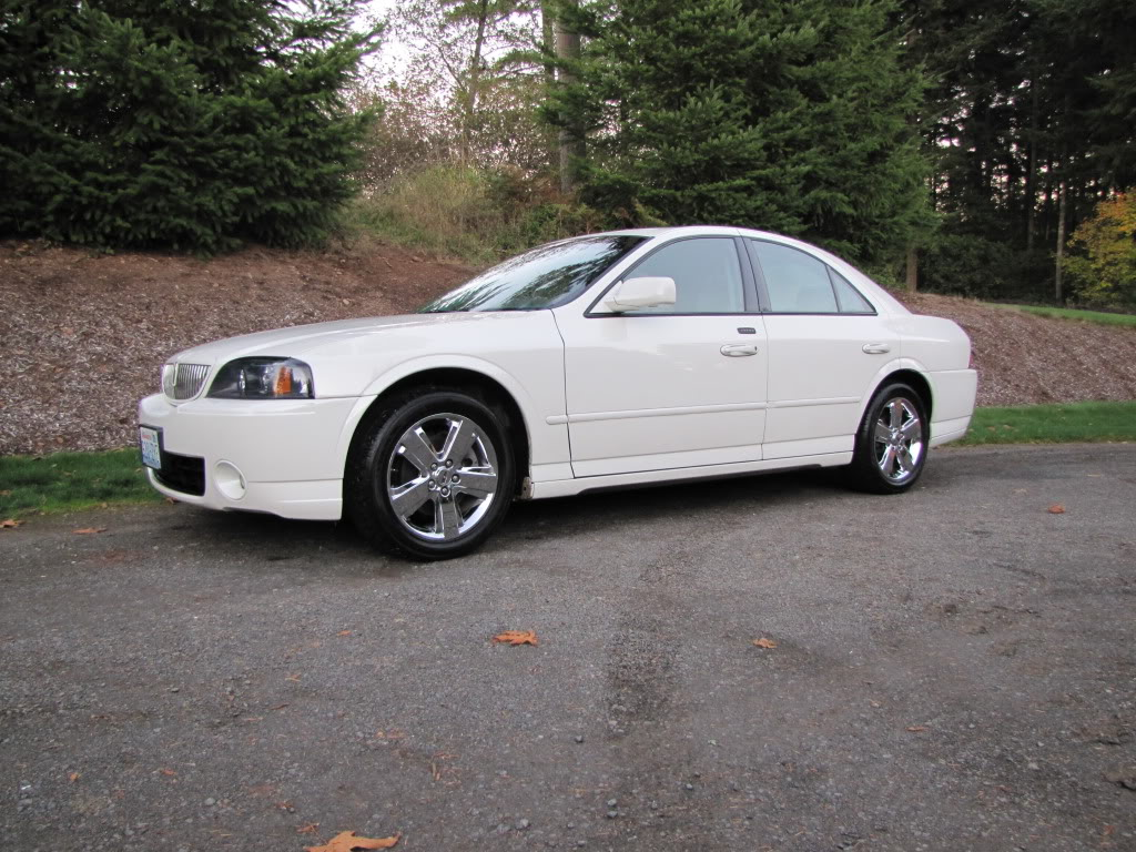 Lincoln LS #18
