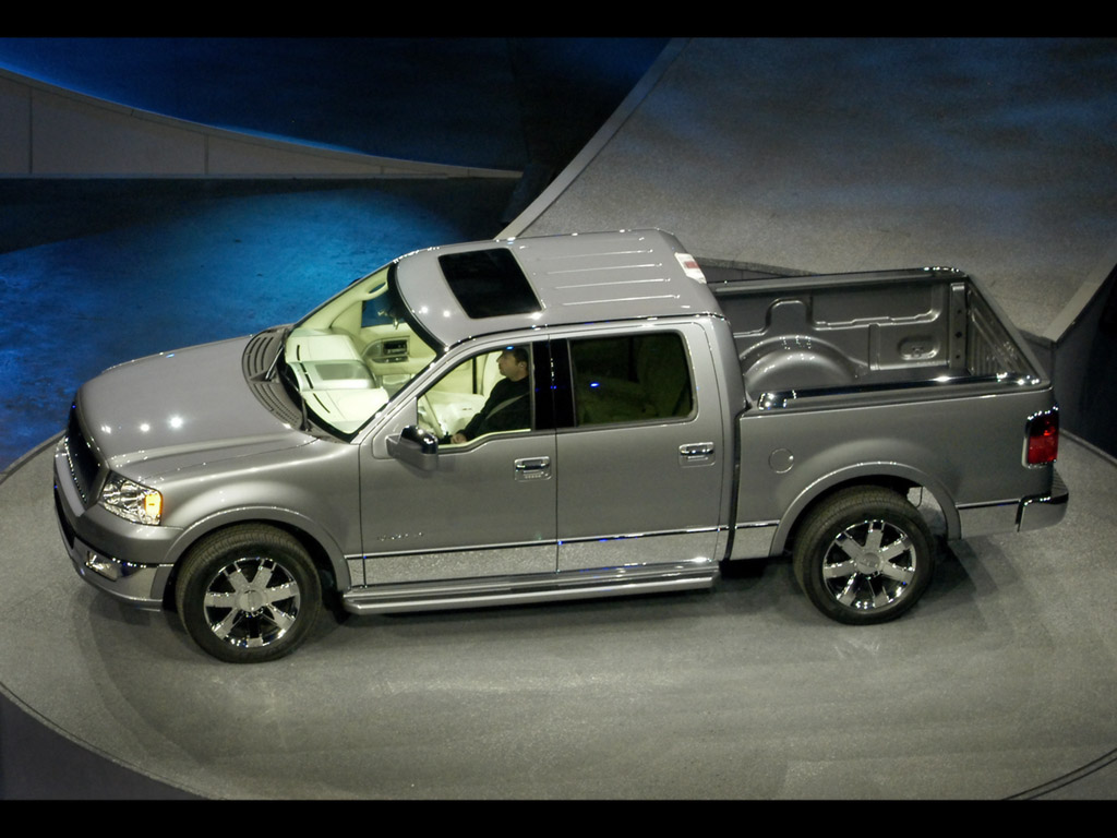 Lincoln Mark LT #15