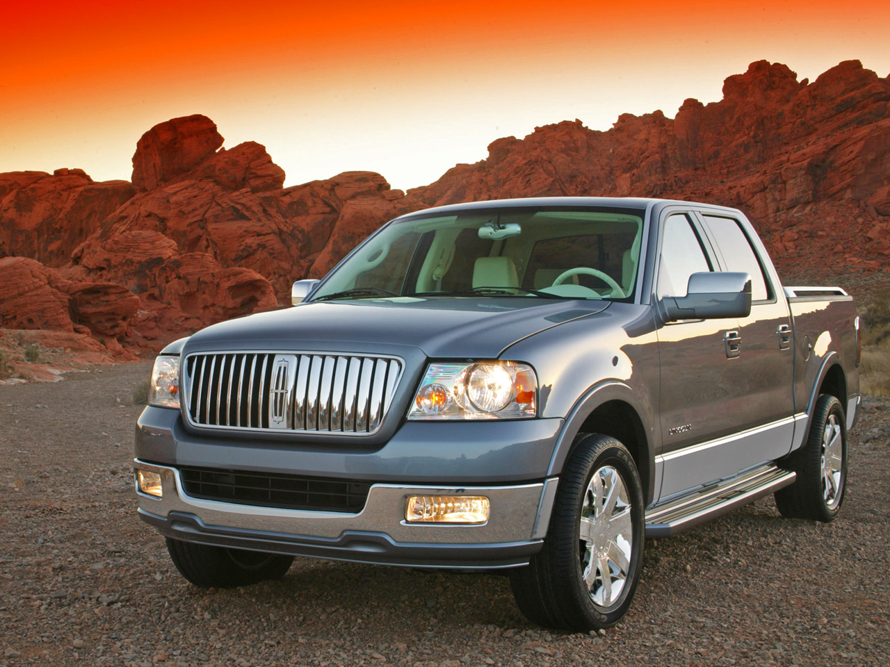Lincoln Mark LT #17
