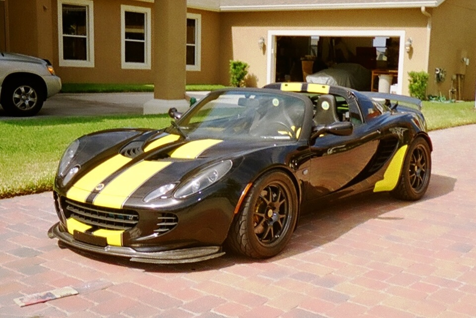 2006 Lotus Elise - Information and photos - ZombieDrive