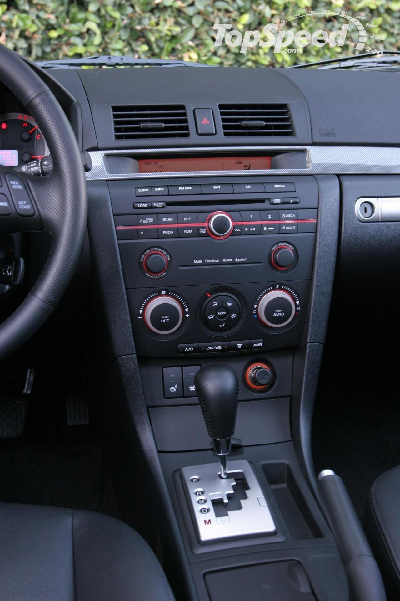 2006 Mazda 3 Autos Post