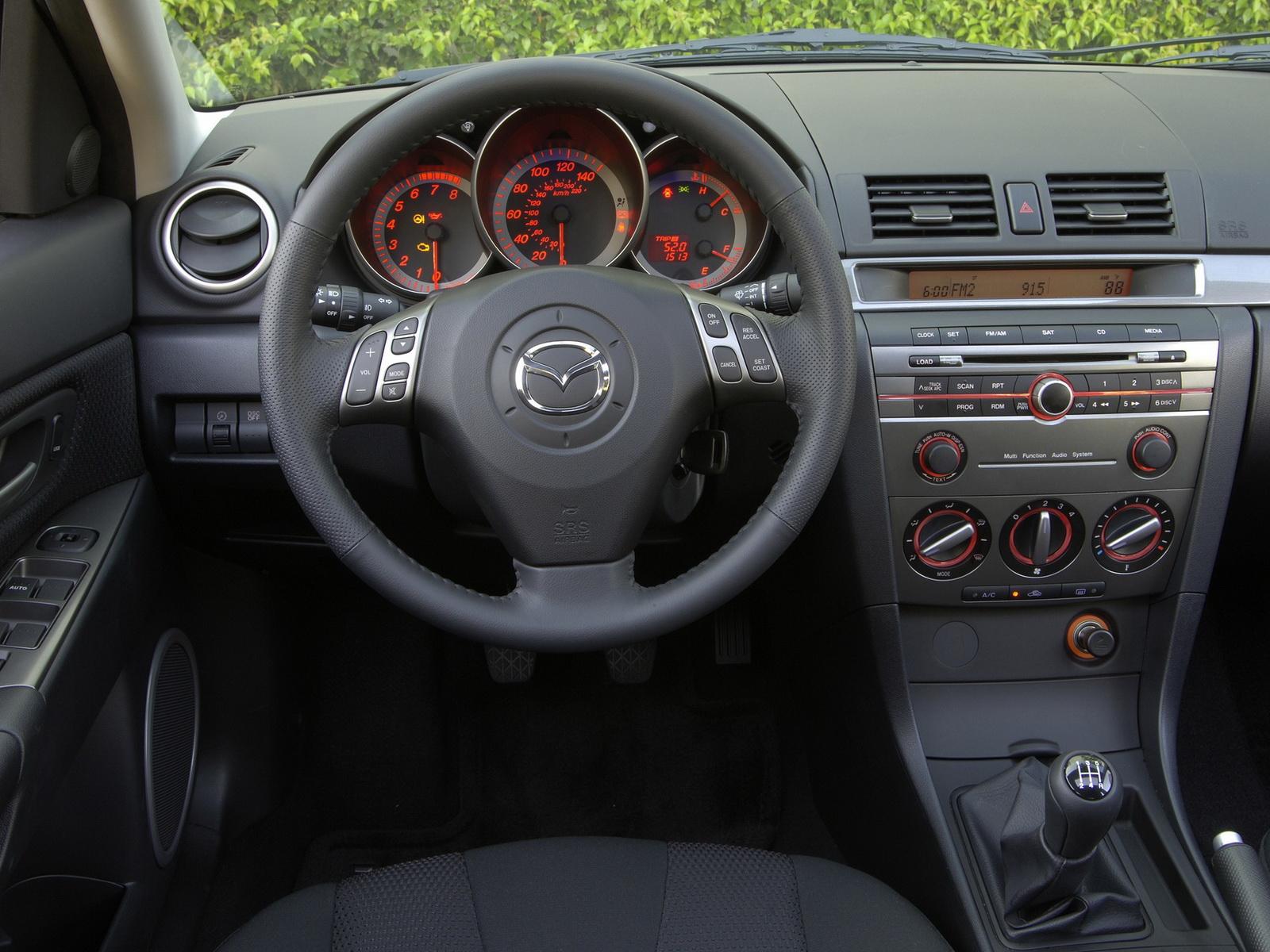 2006 Mazda MAZDA3 #18 Mazda MAZDA3 #18