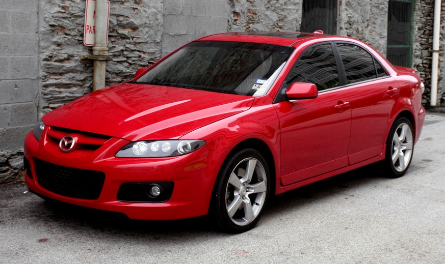 2006 mazda mazdaspeed mazda6 information and photos. Black Bedroom Furniture Sets. Home Design Ideas