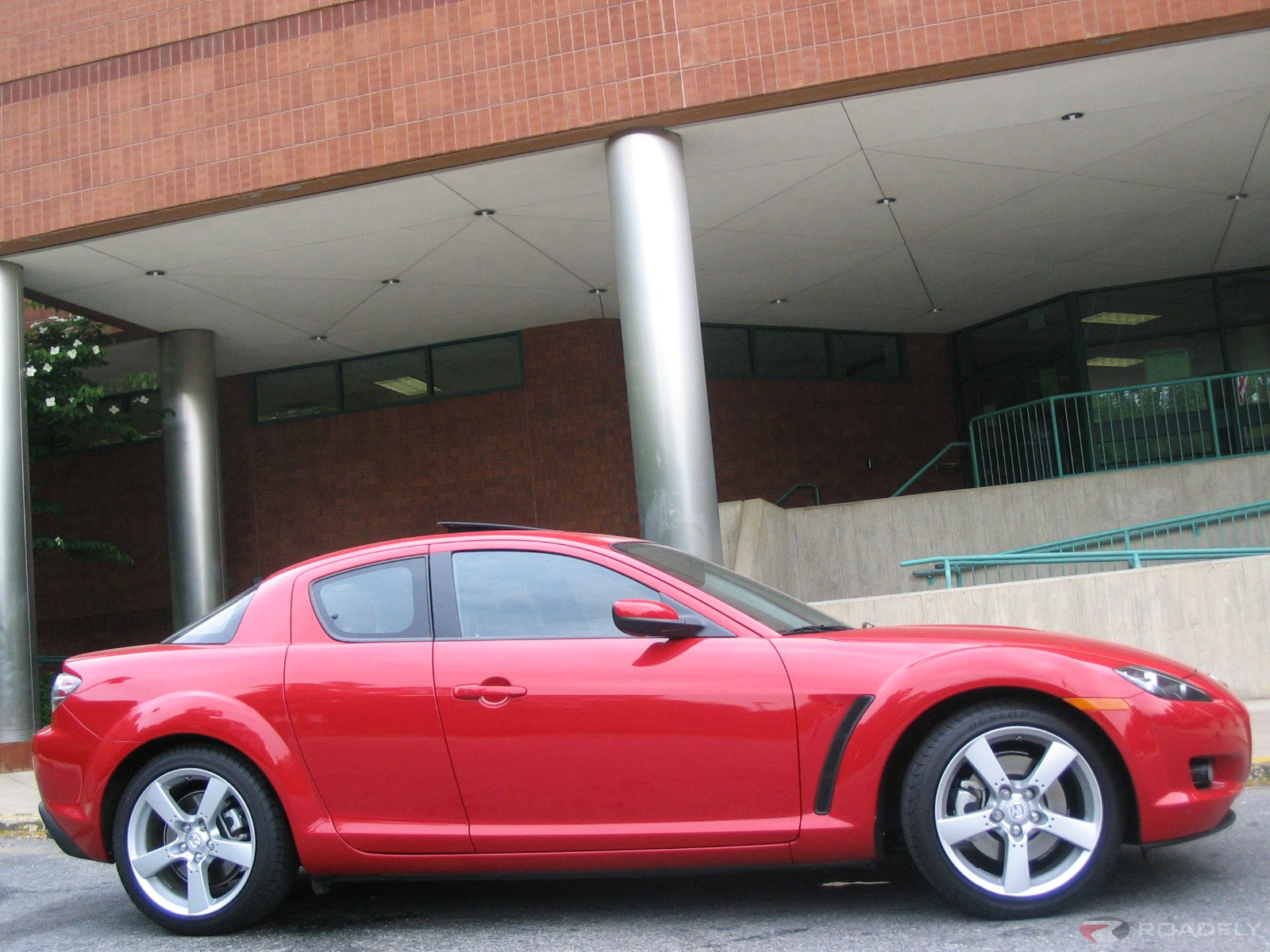 2006 Mazda RX-8 - Information and photos - ZombieDrive