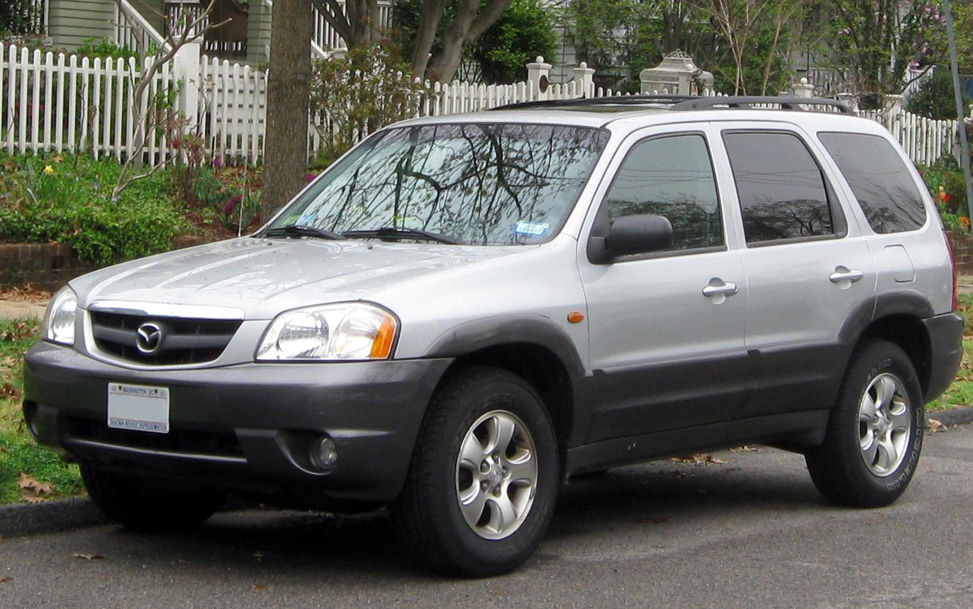 2006 Mazda Tribute 15