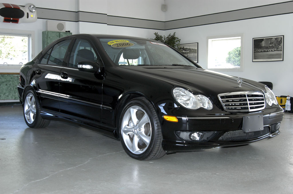 2006 mercedes benz c class image 17. Black Bedroom Furniture Sets. Home Design Ideas